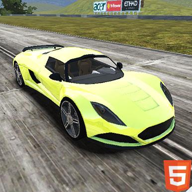 Speed Racing Pro 2 WebGL